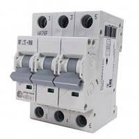 Автоматичний вимикач HL 3p 16А, В, Eaton