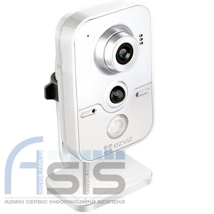 1.3 Мп Wi-Fi облачная камера EZVIZ CS-CV100-B0-31WPFR, фото 2