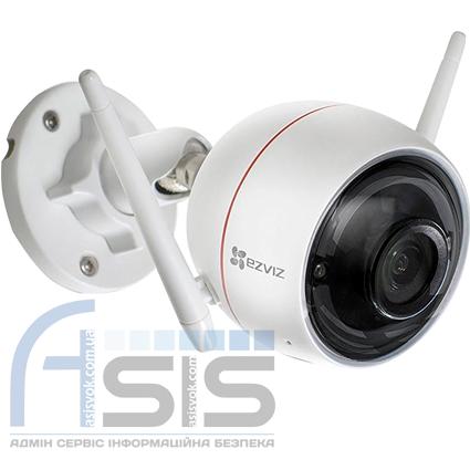 2 Мп Wi-Fi камера с двусторонней аудиосвязью и сиреной EZVIZ CS-CV310-A0-1B2WFR (2.8 мм)