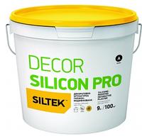 DecorSilicon PRO «Камешковая» штукатурка декоративная силиконмодифицированная (1,5 или 2,0 мм)