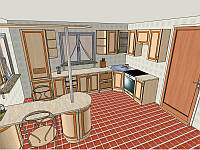 Кухня Юля в Львове