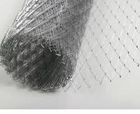 Сетка для штукатурки просечно-вытяжная д.0.8 17х40 (10м)