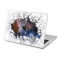 Чехол пластиковый для Apple MacBook (Красивая Галактика, мрамор) модели Air Pro Retina 11 12 13 15 2015 2016 2017 2018 эпл макбук эйр про ретина case
