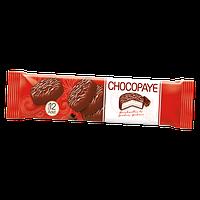 Печенье CHOCO PAYE с маршмеллоу покрытое шоколадной глазурью