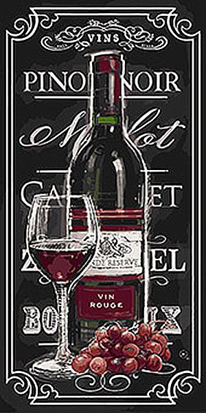 Картина по номерам Гордость винодела 20 х 50 см (KH5547)