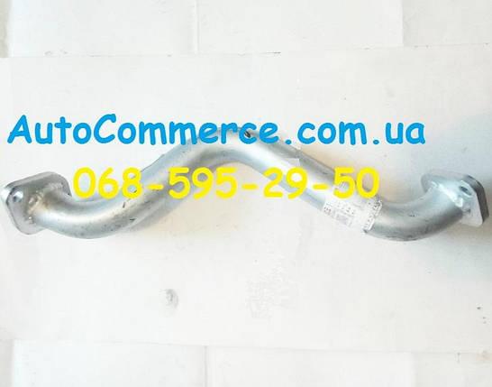 Труба приемная глушителя JAC 1020 (Джак 1020) YSD490Q, фото 2