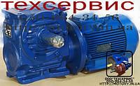 Мотор-редукторы червячные МЧ-100-71 с электродвигателем 4 кВт