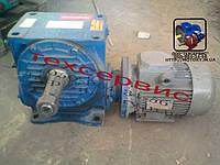 Мотор-редукторы червячные МЧ-100-180 с электродвигателем 7,5 кВт
