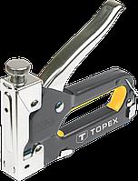 Степлер 6-14 мм, скобы J 41E905 Topex