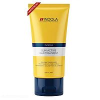 МАСКА ЗАЩИТА ОТ СОЛНЦА ― Indola Innova Sun Active Treatment 150 ml