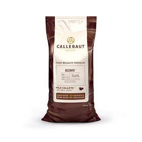 Молочний шоколад Callebaut Select 33,6 %, 823 NV - 595, 10 кг