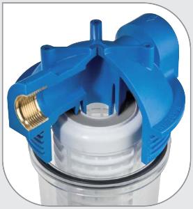 принцип работы фильтра для воды
