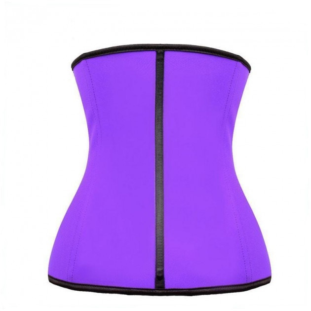 Утягивающий корректирующий корсет Sculpting Clothes фиолетовый