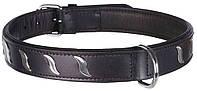 Trixie (Трикси) Active Кожаный ошейник для собак L-XL (57-66 см / 30 мм)