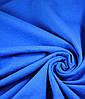 Мужская футболка с манжетами XL, KB Ярко-Синий / Белый, фото 3
