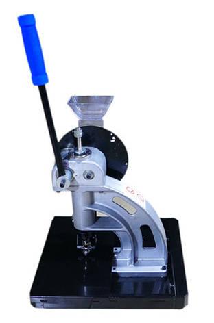 Полуавтоматический механический установщик люверсов Dix-Grommer AGM, фото 2