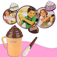 Стаканчик для приготовления мороженого Айс Крим Меджик