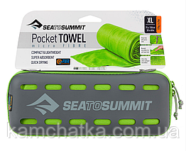 Полотенце Sea To Summit Pocket Towel XL Lime