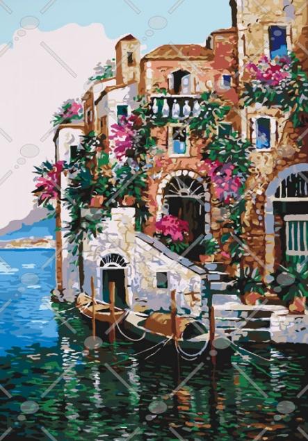 Картина за номерами Фарби Тоскани 35 х 50 см (KHO2736)