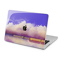 Чехол пластиковый для Apple MacBook (Spirited Away) модели Air Pro Retina 11 12 13 15 2015 2016 2017 2018 эпл макбук эйр про ретина case hard cover