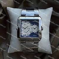 "Alberto Kavalli №4 ""08627-03″ Кварцевые часы с металлическим ремешком"