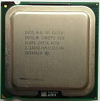 Процессор Intel Core 2 Duo E6550 G0 SLA9X 2.33GHz 4M Cache 1333 MHz FSB Socket 775 Б/У, фото 1