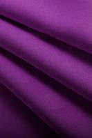 Ткань  блекаут   однотонный пурпурный