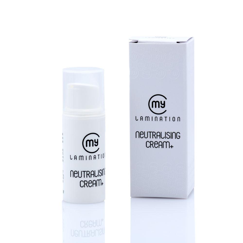 Состав №2 Neutralising cream+, 5 ml My Laminationl для ламинирования ресниц и бровей (нейтрализирующий крем)
