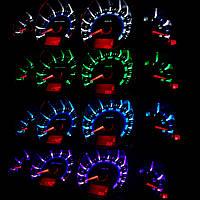 Изменение подсветки, персвет панели приборов, блока климата, печки, плафона освещения салона, фото 1