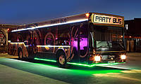 Party Bus Golden Prime