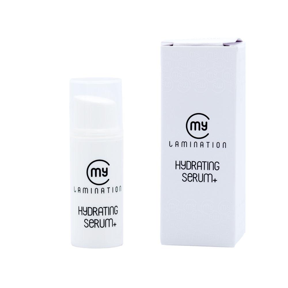 Состав №3 Hydrating serum+, 5 ml My Lamination для ламинирования ресниц и бровей (увлажняющая сыворотка)