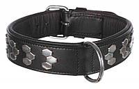Trixie (Трикси) Active Кожаный ошейник для собак L (48-55 см / 40 мм)