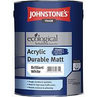 Johnstones Acrylic Durable Matt 2,5 л матовая эмульсия для внутренних работ