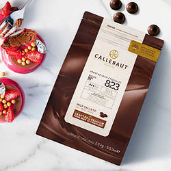 Молочний шоколад Сallebaut