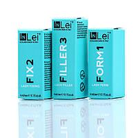 Набор составов In Lei №123 в баночке 4 ml для ламинирования ресниц и бровей, фото 1