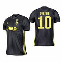 Футбольная форма Ювентус Дибала (FC Juventus Dybala) 2018-2019 Гостевая, фото 1
