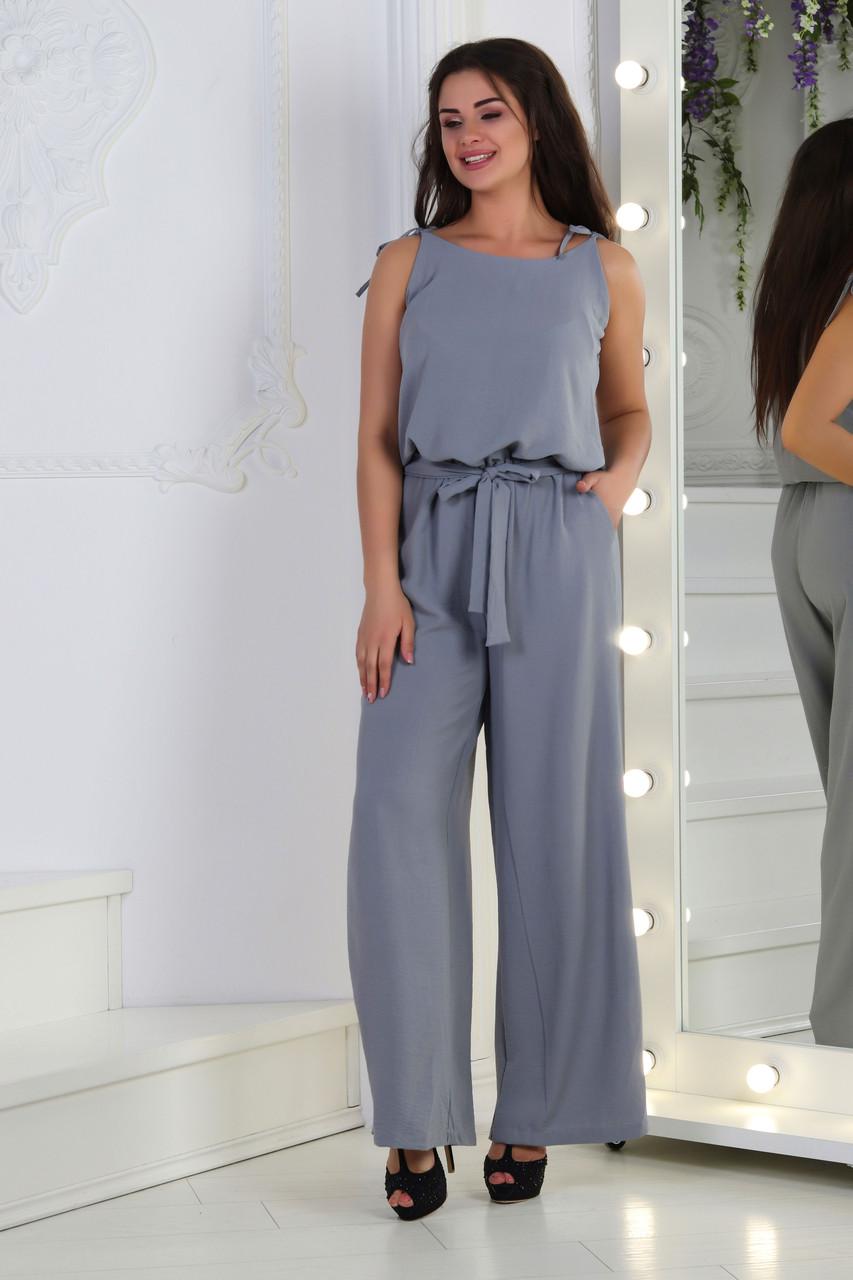 aef1c094d4848 Комбинезон летний, №117, серый - Beluza - производитель женской одежды в  Одессе