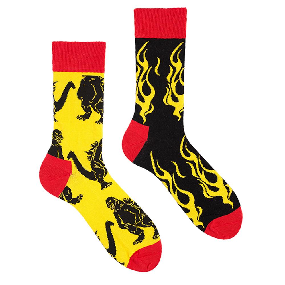 Шкарпетки Sammy Icon Godzilla 40-46