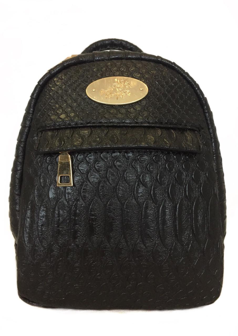 Рюкзак городской молодежный Betty Pretty черный 878125