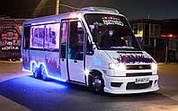 Party Bus Avatar в Киеве