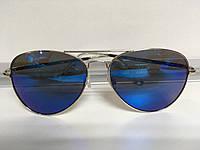 Мужские Подростковые Солнцезащитные Очки Trend Авиаторы модель Капля 100% UV защита Не реплика
