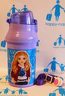 Поилка Бутылка для воды Стильные девочки 13010