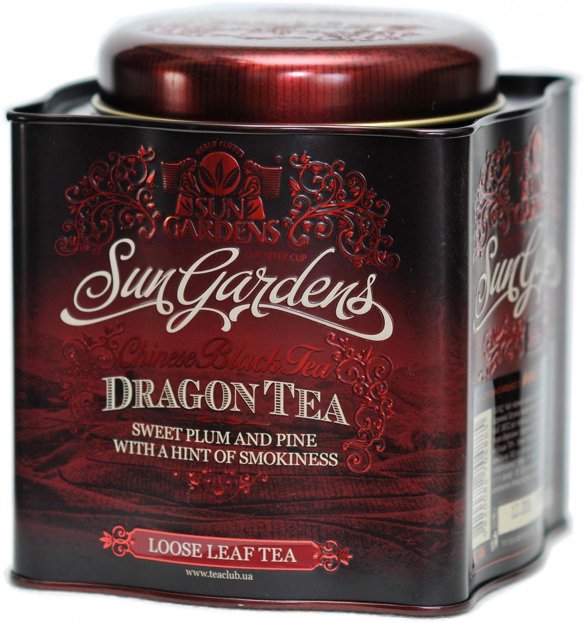 Чай черный Sun Gardens Dragon Tea 200 гр.