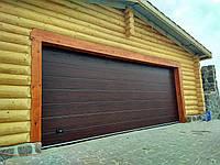 Секционные гаражные ворота doorhan RSD01 2500*2300мм