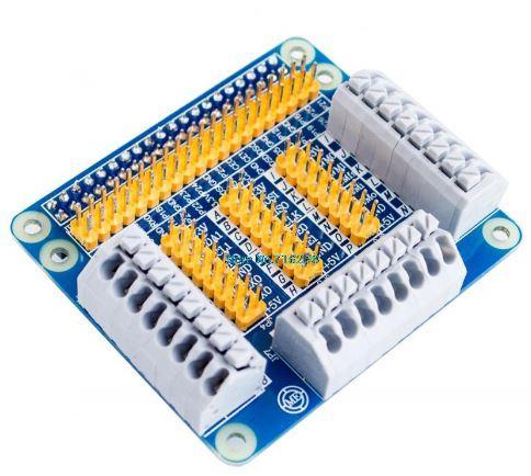 GPIO Плата расширения Raspberry Pi Shield