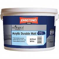 Johnstones Acrylic Durable Matt 10 л высококачественная матовая эмульсия