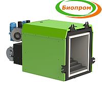 Пеллетная горелка для твердотопливного котла БиоПРОМ AIR PELLET CERAMIC 1000 кВт, фото 1