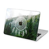 Чехол пластиковый для Apple MacBook (Лес, ловец снов) модели Air Pro Retina 11 12 13 15 2015 2016 2017 2018 эпл макбук эйр про ретина case hard cover