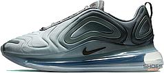 Женские кроссовки Nike Air Max 720 Carbon Grey