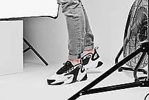 Женские кроссовки Nike Zoom 2K White Black AO0269-101, Найк Зум 2К, фото 3